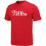 Phillies T-Shirt By Majestic