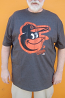 Orioles Big & Tall Logo T-shirt