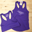 Wild Bill's Paisley Raven Ladies Tank
