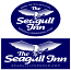 Seagull Inn Rocks Decals