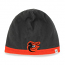 Baltimore Orioles Grid Fleece Youth Beanie By '47 Brand