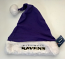 Baltimore Ravens Santa Hat