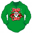 Santa Claws Hooded Sweatshirt