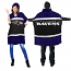 Baltimore Ravens Hooded Poncho