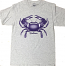 Baltimore Football Crab T-Shirt