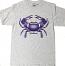 Baltimore Football Crab T-Shirt