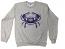 Baltimore Football Crab Crewneck Sweatshirt
