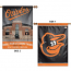 "Baltimore Orioles ""28x40"" 2 Sided Stadium Flag"