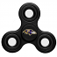 Baltimore Ravens 3 Way Diztracto Fidget Spinnerz
