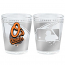 Baltimore O's Shot Glass