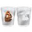 Baltimore O's Shot Glass