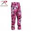 Rothco Pink Camo Tactical BDU Fatigue Pants