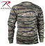 Rothco Tiger Stripe Camo Long Sleeved T-Shirt
