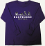 Wild Bill's Little Birds Baltimore Football Long Sleeved T-Shirt