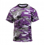 Rothco's Ultra Violet Colored Camo T-Shirt