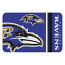 Baltimore Ravens Bath Rug