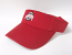 Ohio State Red Visor