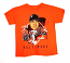 Davis Orange Character T-Shirt