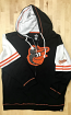 Baltimore Orioles Ladies Gametime Zippered Hooded Sweat