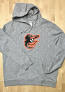 Baltimore Orioles Vintage Style Hooded Sweatshirt