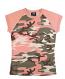 Subdued Pink Raglan T-Shirt