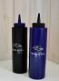 Baltimore Ravens Plastic Condiment Dispensers