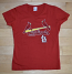 St. Louis Cardinals Ladies V-Neck T-Shirt