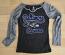 Girls Baltimore Ravens Long Sleeve T-Shirt
