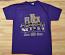 The Flock Purple T-Shirts