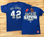 "Jackie Robinson ""The Legend"" Commemorative T-Shirt"