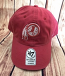 Washington Redskins Ladies Clean Up Hat By '47 Brand