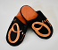 Baltimore Orioles Slippers