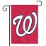 Washington Nationals Premium Garden Flag