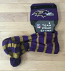 Baltimore Ravens Team Wrap Scarf