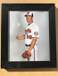 Framed 8x10 Of Baltimore Orioles Pitcher Darren O'Day