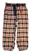 Orioles Plaid Capri Pajamas
