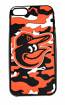 Orioles IPhone 5 Camo Soft Protective Case