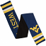 West Virginia Mountaineers Jersey Scarf