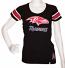 Ravens '47 Brand Off Campus Scoop Neck T-Shirt
