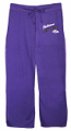 Concept Sports Ravens Purple Sweatpants