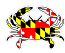 Maryland Crab Magnet Or Decal