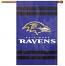 Embroidered Ravens House Flag