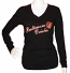 Orioles Lux Long Sleeve Top