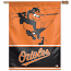 Orioles Vertical House Flag