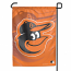 Orioles Orange Cartoon Bird Garden Flag