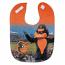 Orioles Mascot Baby Bib