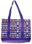 Ravens Love Tote Bag