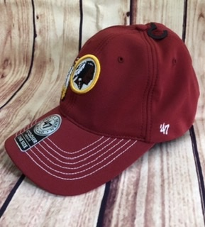 Washington Redskins Closer Stretch Fit Hat By '47 Brand