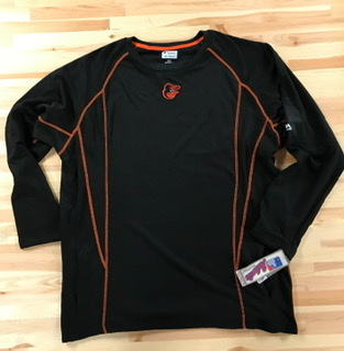 Baltimore Orioles Big & Tall Pullover Sweatshirt