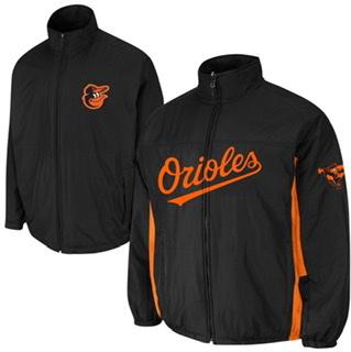 Baltimore Orioles Triple Climate 2pc Winter Coat